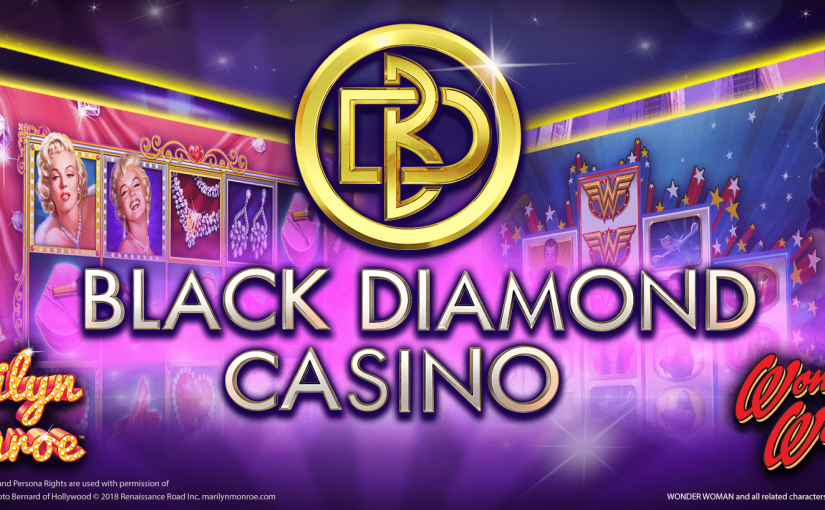 Black Diamond Casino Review, An  Online Slot Game by Zynga