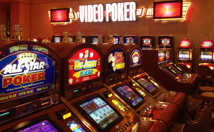 Video Poker – What Has Changed In Last Year?