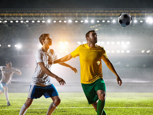 Play Trusted Online Soccer Games of Chance Agent Through Applications